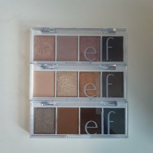Elf cosmetics - 3 Bite size eyeshadow quad
